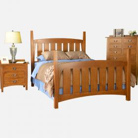 Saratoga Bedroom Collection
