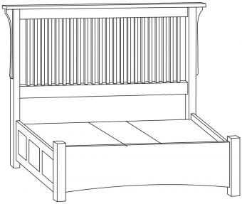 Liberty Bed with 6 Drawers X3VS879.jpg