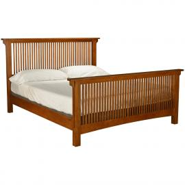 Liberty Bed and Rails Stuart-David-Bedroom-Bed-Liberty-3CF-879WQ.jpg