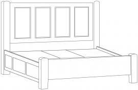 Albany Bed with 6 Drawers X1N8VS.jpg